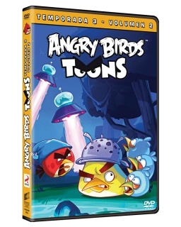 Angry Birds Toons: 3 Vol. 2