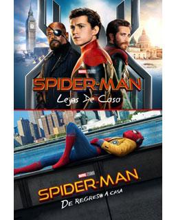 Colección: Spider-Man: Lejos De Casa Y Spider-Man: De Regreso A Casa