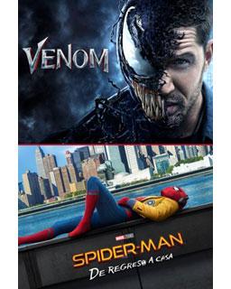 Colección: Venom Y Spider-Man: De Regreso a Casa