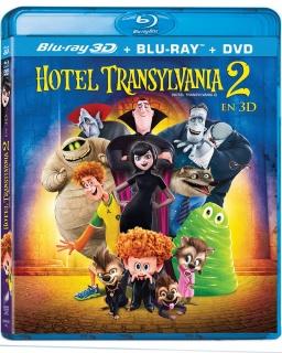Hotel Transylvania 2 (Combo Súper Set)