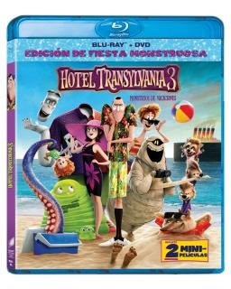 Hotel Transylvania 3: Monstruos de Vacaciones