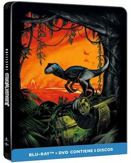 Jurassic World: El Reino Caído La Colección