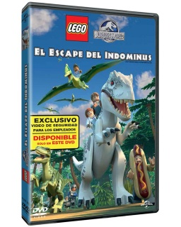 Lego Jurassic World: El Escape Del Indominus Rex