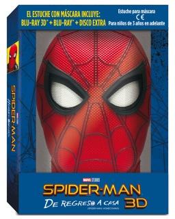 Spider-Man: De Regreso a Casa Edición Especial Máscara